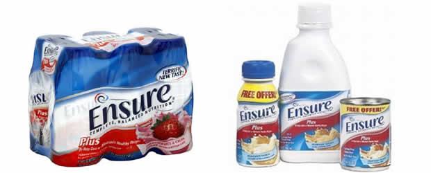 Ensure Plus Shakes