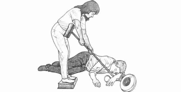 Prva pomoć kod električnog udara