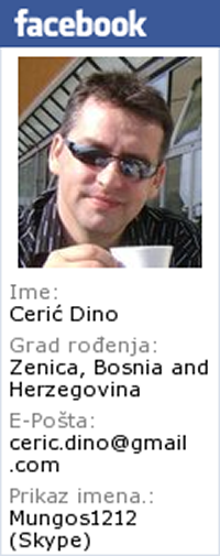 Cerić Dino