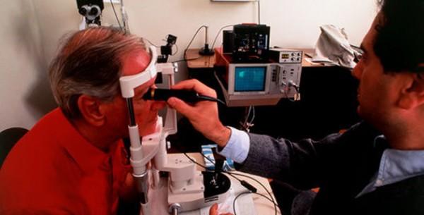 Ultrazvučni pregled oka