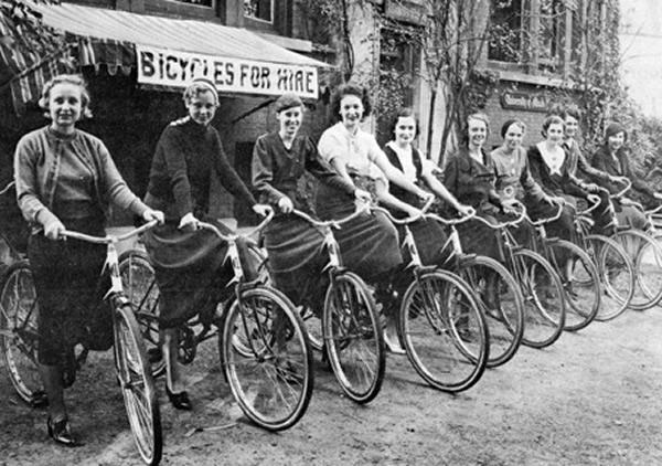 Vožnja bicikla je rizična po žene