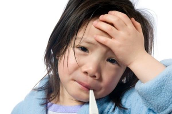 Febrilne konvulzije kod djece