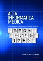 Acta Informatica Medica